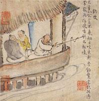Рыбная ловля (Икэ но Тайга)