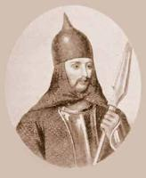 Первый князь киевский из рода Рюрика