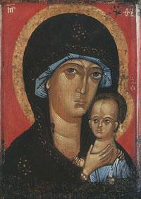 Богоматерь Петровская (икона)