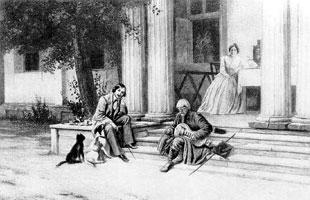 Н.В. Гоголь в Яновщине