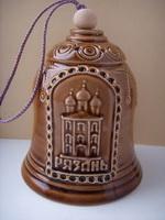 Колокольчик (скопинская керамика)