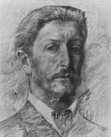 Выдающийся художник М.А. Врубель