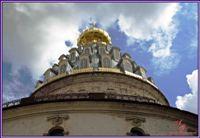 Ротонда и купол главного Храма