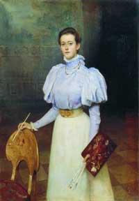 М.С. Шереметьева (Богданов-Бельский)