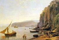 Вид Сорренто близ Неаполя (С.Ф. Щедрин, 1825 г.)