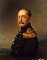 Николай I. Портрет императора. Государственный Эрмитаж