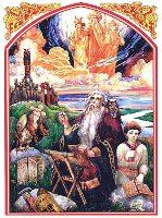 Верования и праздники древних славян