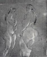 Голые тела (Жюль Паскин)