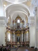 Костёл Св. Казимира (пресбитерий)