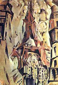 Эйфелева башня (Роберт Делоне)