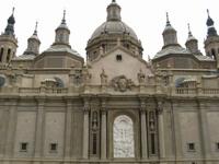 Площадь Сессар-Аугусто. Базилика Нуэстра-Сеньора-дель-Пилар