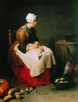 Кухарка (Жан-Батист Шарден)