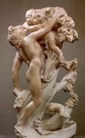 Сатир, дразнимый детьми. Автор - Gianlorenzo Bernini.