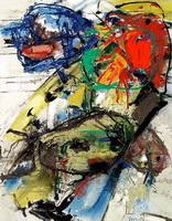 Летящий вор (А. Йорн, 1958 г.)