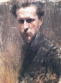 Автопортрет (М.В. Добужинский)