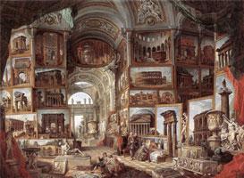 Древний Рим (Д.П. Паннини)