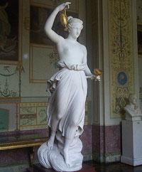 Богиня юности