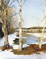 Ранняя весна (И.С. Остроухов)