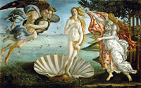 Рождение Венеры (Боттичелли)