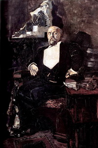 Портрет С.И. Мамонтова (М.А. Врубель)