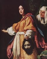 Юдифь с головой Олоферна (К. Аллори, ок. 1580 г.)