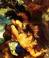 Прикованный Прометей (П.П. Рубенс)