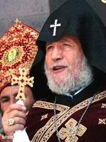 Католикос Всех Армян Гарегин Второй