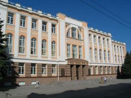 Здание театра им. В. Комиссаржевской
