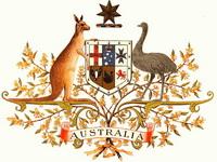 Герб Австралии