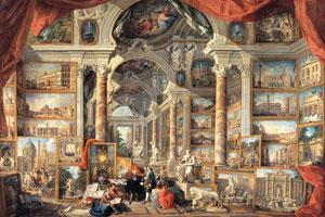 Виды Рима (Дж. Панини)