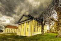 Вид замка Рёйнсберг