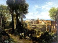 Старый Рим (С.Ф. Щедрин, 1824 г.)