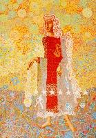 "Картина ""Ангел семи церквей"""