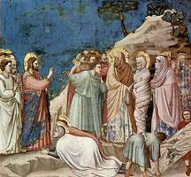 Воскрешение Лазаря (Джотто ди Бондоне)
