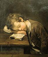 Маленький лентяй (Жан-Батист Грез)