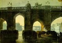 Старый Лондонский мост (Дж. Тернер)