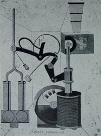 Парад любви (Ф. Пикабиа, 1917 г.)