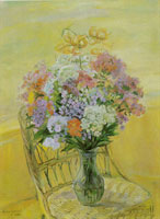 Цветы (П.В. Кузнецов)