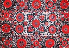 Сузани (Узбекистан, XIX—XX в.)