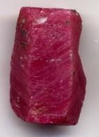 Камень рубин