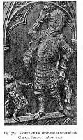Картинка из книги Роман об Александре, г. 1325-1340.