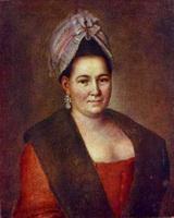 Портрет неизвестной женщины (1795 г.)