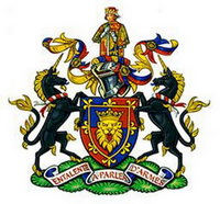 Герб Британского Общества Геральдики