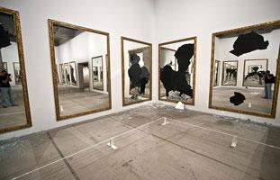 Двойной автопортрет (Микеланджело Пистолетто)