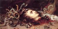 Голова Медузы (П.П. Рубенс, 1618 г.)