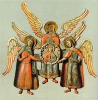 Собор архангелов (рельеф)