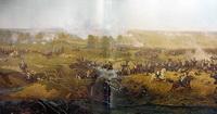 Бородинская битва (Ф. Рубо, реконструкция)