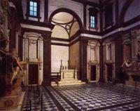 Капелла Медичи в стиле барокко