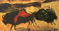 Два бизона (Франция, XV—X тыс. до н.э.)