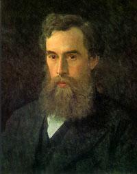 И.Н. Крамской (автопортрет)